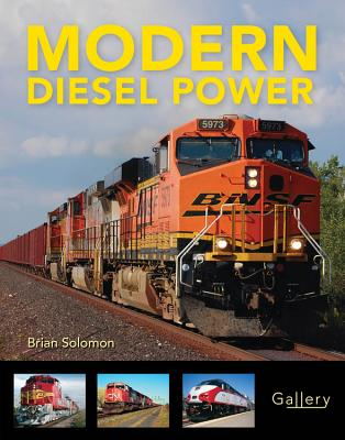 Modern Diesel Power By Solomon, Brian